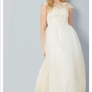 Chi chi London wedding dress 20